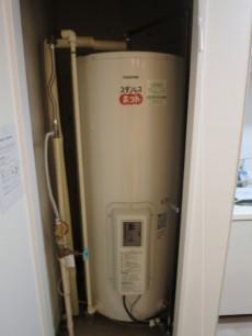 エクセル南品川 電気温水器