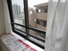 グランイーグル大森Ⅱ ダイニング窓