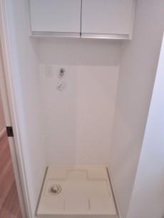 ニックハイム大森第2 洗濯機置場