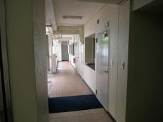 ニックハイム大森第2 外廊下