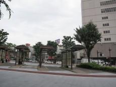 シティオ大井 バスターミナル