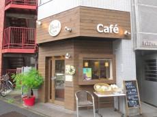 ハイツ神田岩本町 カフェ