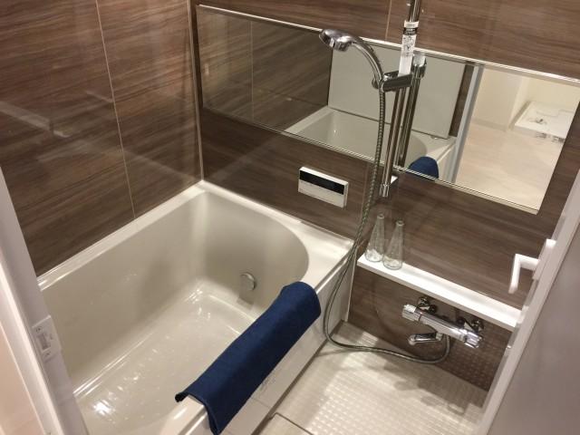 上用賀パークマンション バスルーム