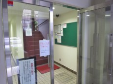 ハイツ神田岩本町 1Fエントランスホール