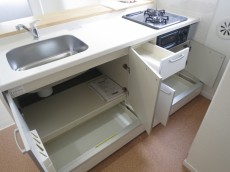 ハイツ神田岩本町 キッチン