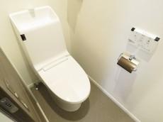 マンション五反田 ウォシュレット付きトイレ