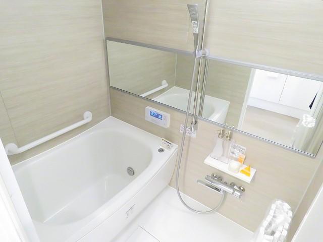 マンション五反田 バスルーム