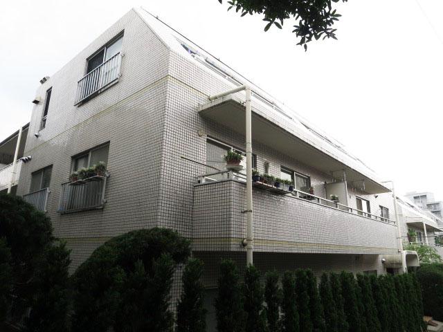 渋谷本町オリエントコートⅠ 外観