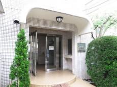 渋谷本町オリエントコートⅠ エントランス