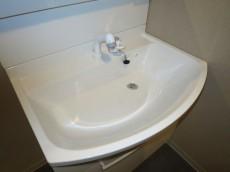 渋谷本町オリエントコートⅠ 使いやすそうな洗面化粧台