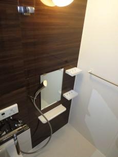 渋谷本町オリエントコートⅠ ゆったりしたバスルーム