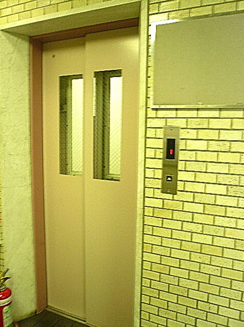 成城学園ビューハイツ エレベーター