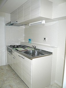 ノア南麻布 システムキッチン