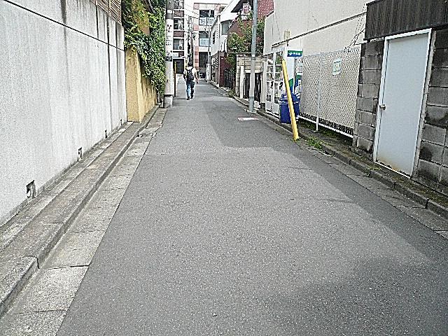 松濤パークハウス マンションまでの道のり