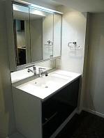 松濤パークハウス 洗面化粧台