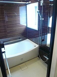 松濤パークハウス バスルーム