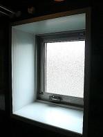 松濤パークハウス 窓