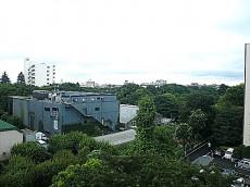 馬事公苑前ハイム 7階からの眺望712