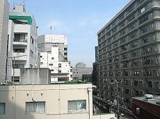 5階からの眺望
