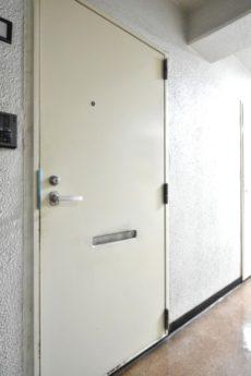 コートハウス東品川 玄関