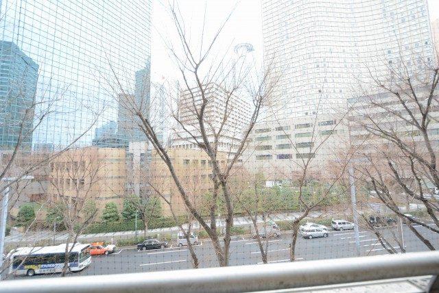 ストークマンション新宿 バルコニー