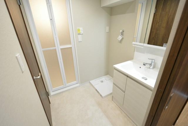 エクセレンス池袋 (30)洗面室