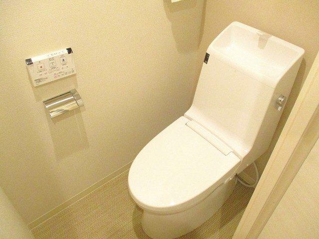 ハイラーク五反田 トイレ