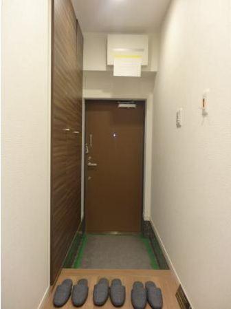 馬事公苑前ハイム 玄関108
