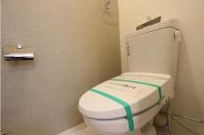山王スカイマンション トイレ