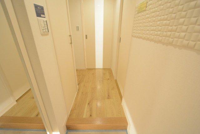 東品川ハウス_2LDK (8)玄関