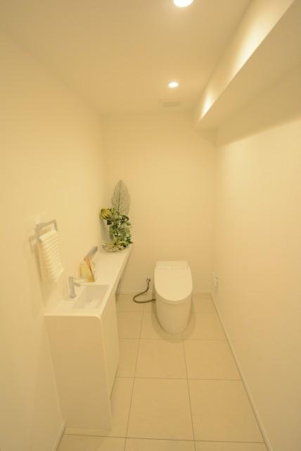 フアミール久堅 トイレ