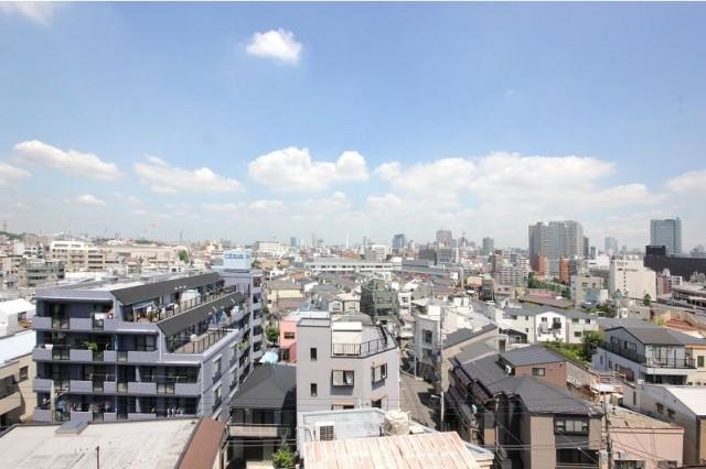 モンフォアイエ五反田 眺望