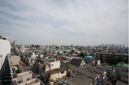 秀和椎名町レジデンス 眺望2