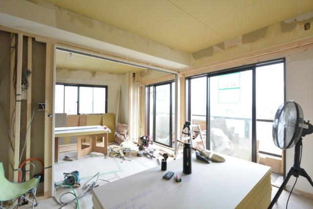 ベルシャトウ上高井戸 LDK+洋室3