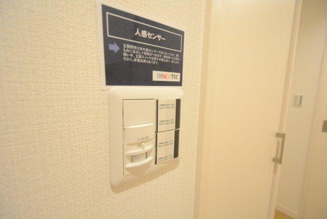 東品川ハウス_2LDK (6)玄関