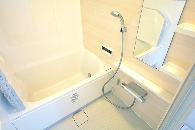 ライオンズマンション南平台 バスルーム