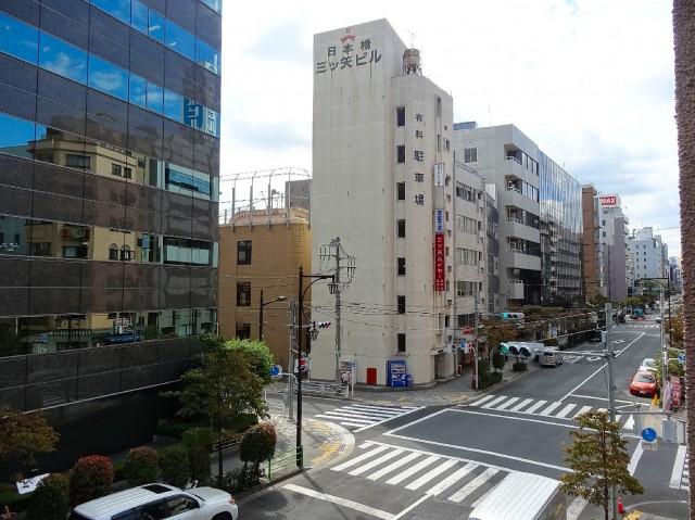 セブンスターマンション第二日本橋 眺望