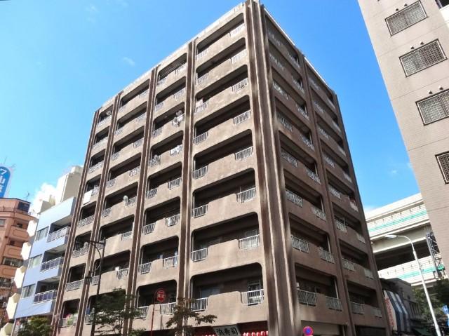 セブンスターマンション第二日本橋 外観