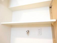 小石川ハイツ 洗濯機