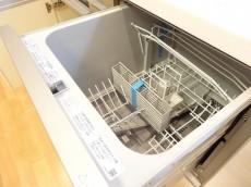 小石川ハイツ キッチン食洗機