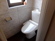ハイラーク五反田601 トイレ