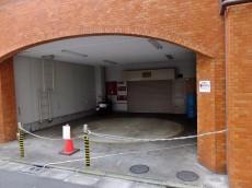 ハイラーク五反田 駐車場