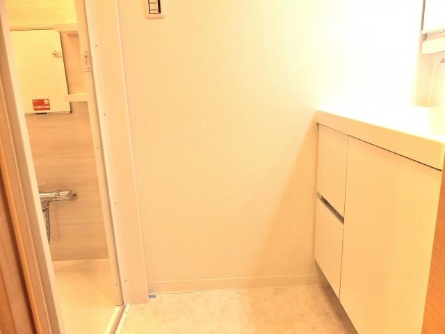 セブンスターマンション西五反田 サニタリールーム