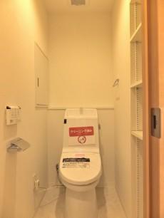セブンスターマンション西五反田 トイレ