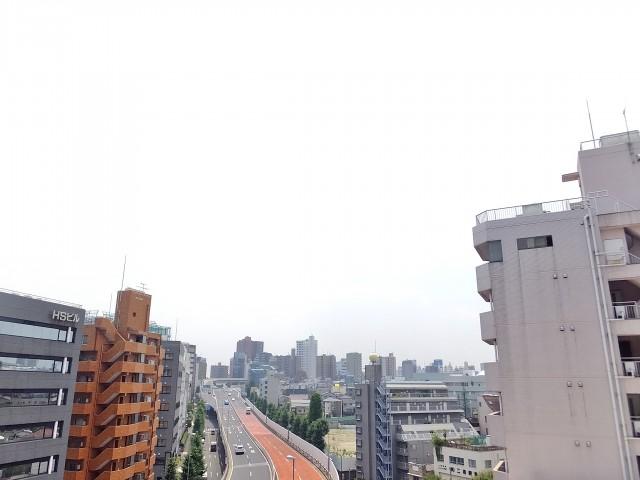 セブンスターマンション西五反田 バルコニー眺望