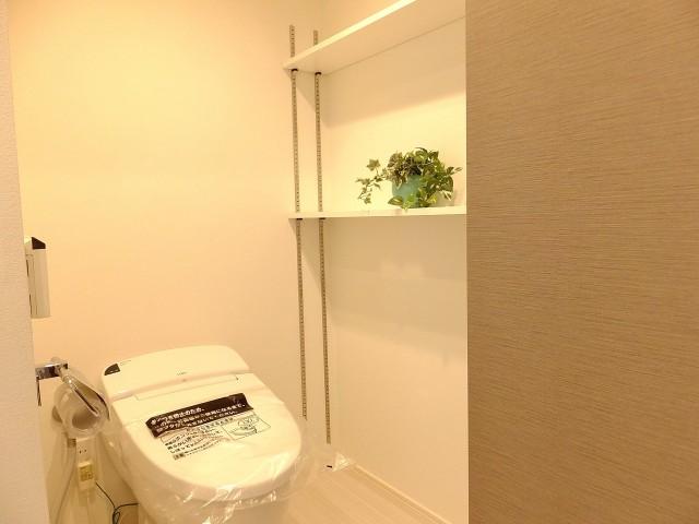 パレスお茶の水2号館 トイレ