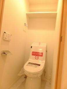 ライオンズマンション護国寺 トイレ