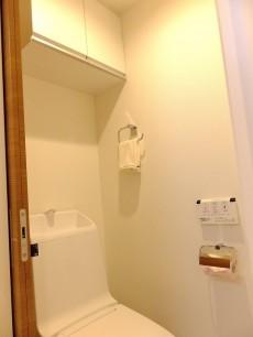 朝日プラザ上北沢 トイレ