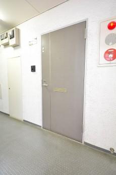 エクセレンス池袋 玄関ドア
