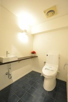 ヴァンヴェール南平台 トイレ